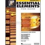 Percussion Book 1 EEi - Essential Elements for Band
