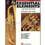 Baritone BC Book 2  EEi  - Essential Elements for Band