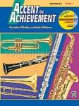Baritone BC - Accent on Achievement - Book 1