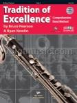 Tradition of Excellence - Bass Clarinet - Book 1