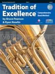 Baritone / Euphonium BC - Tradition of Excellence - Book 2