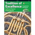 Tradition of Excellence - French Horn - Book 3