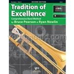 Tradition of Excellence - Trombone - Book 3