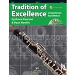 Tradition of Excellence - Oboe - Book 3