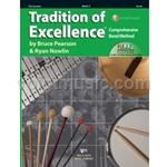 Tradition of Excellence - Percussion - Book 3