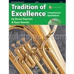 Tradition of Excellence - Baritone/Euphonium B.C. - Book 3