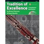 Tradition of Excellence - Bassoon - Book 3