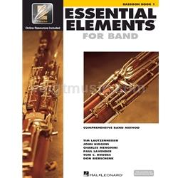 Bassoon Book 1 EEi - Essential Elements for Band