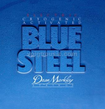 Dean Markley 2554 Blue Steel CLT 9-46 Electric Guitar Strings