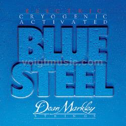 Dean Markley 2556 Blue Steel REG 10-46 Electric Guitar Strings