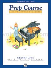 Alfred's Basic Piano Prep Course - Solo - Book E