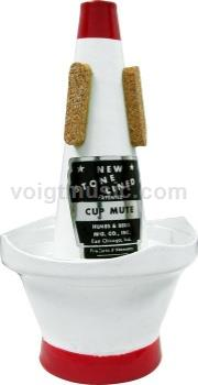 Humes & Berg 102TR Trumpet Cup Mute