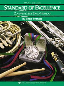 Standard of Excellence - Book 3 - Alto Sax