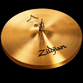 "Zildjian A0133 Avedis 14"" New Beat Hi-Hats - Pair"