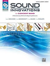 Bb Bass Clarinet Bk 1 - Sound Innovations for Concert Band