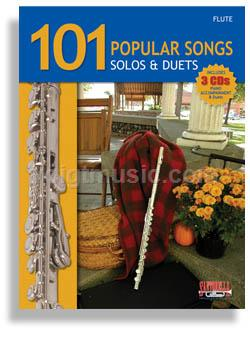 101 Popular Songs for Flute - Solos & Duets