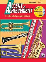 Accent on Achievement - Baritone BC - Book 2