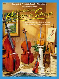 Introduction To Artistry In Strings - Violin (Book & CD)