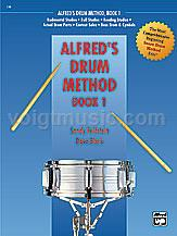 Alfred Drum Method Book 1 - Book Only