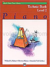 Alfred's Basic Piano Library - Technic Book - 2