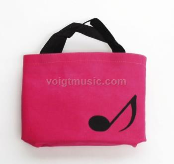 Music Treasures 500199 Pink Music Bag