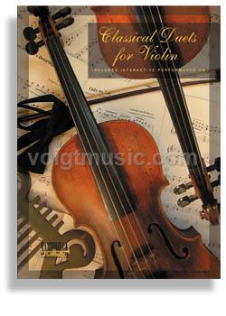 Classic Duets for Violin w/ CD