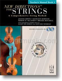 New Directions for Strings - Violin - Book 1