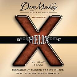 Dean Markley 2082HELIX Helix HD CL 12-53 Acoustic Guitar Strings