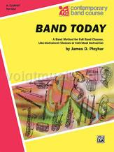 Band Today! Clarinet - Book 1