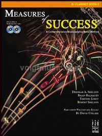Bb Bass Clarinet - Measures of Success - Book 2