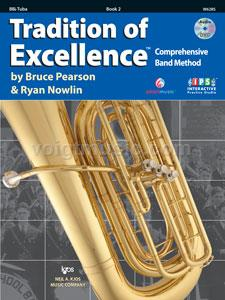 Tuba BBb - Tradition of Excellence - Book 2